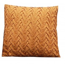 Weave Smocked Pillow