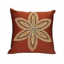petal floral pillow