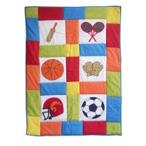 bright sport quilt