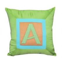 alphabet-a pillow