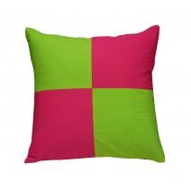 toxic four square pillow