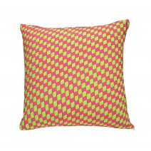 toxic fine weave pillow
