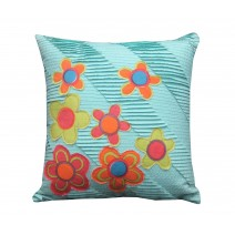 bright and happy pillow