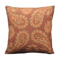 spice  four paisley pillow