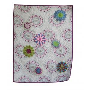 pretty petals quilt