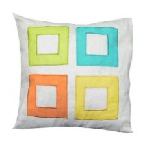 Color Blocks Pillow