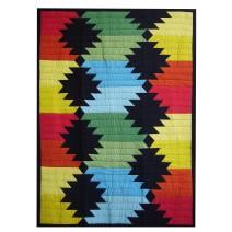 jigsaw piece quilt