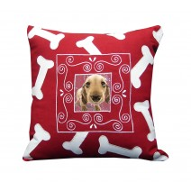 who framed my pet !! Pillow