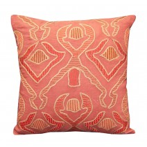 figures and marks pillow