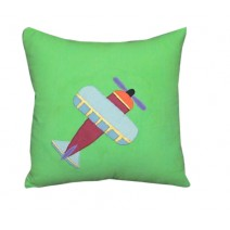 airplane rising pillow