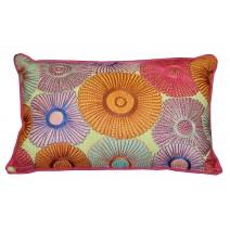spiro floral pillow