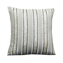 reed bead pillow